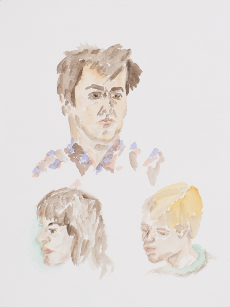 Portrait Studie