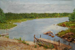 Flusssteg