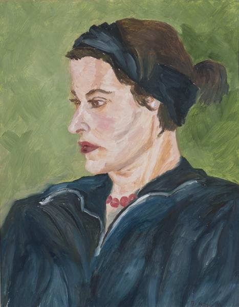 Portrait Dame