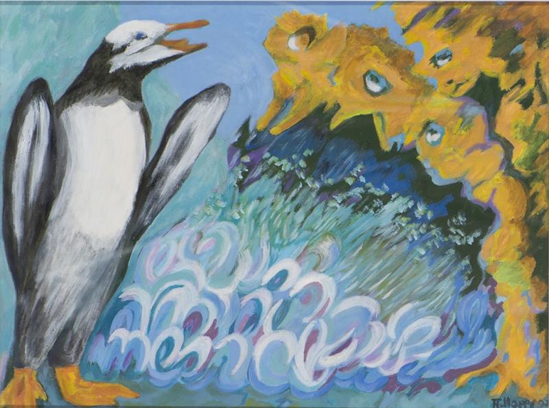 Das Gezänk (Pinguin)