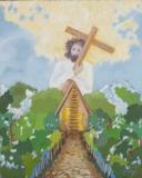 Weg zum Ziel (Christi Kreuz)