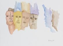Portraits (Steinfließen)